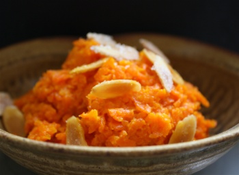 carrot-pudding